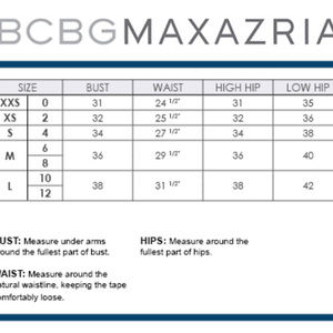 BCBG MAXAZRIA Strapless Pleated BEIGE 0 #415 Dresses - BCBG MAXAZRIA Strapless Pleated BEIGE 0 #415